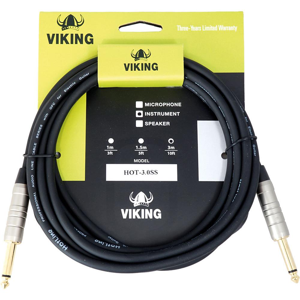 Leem Hotline 10ft (3m) Cable SS