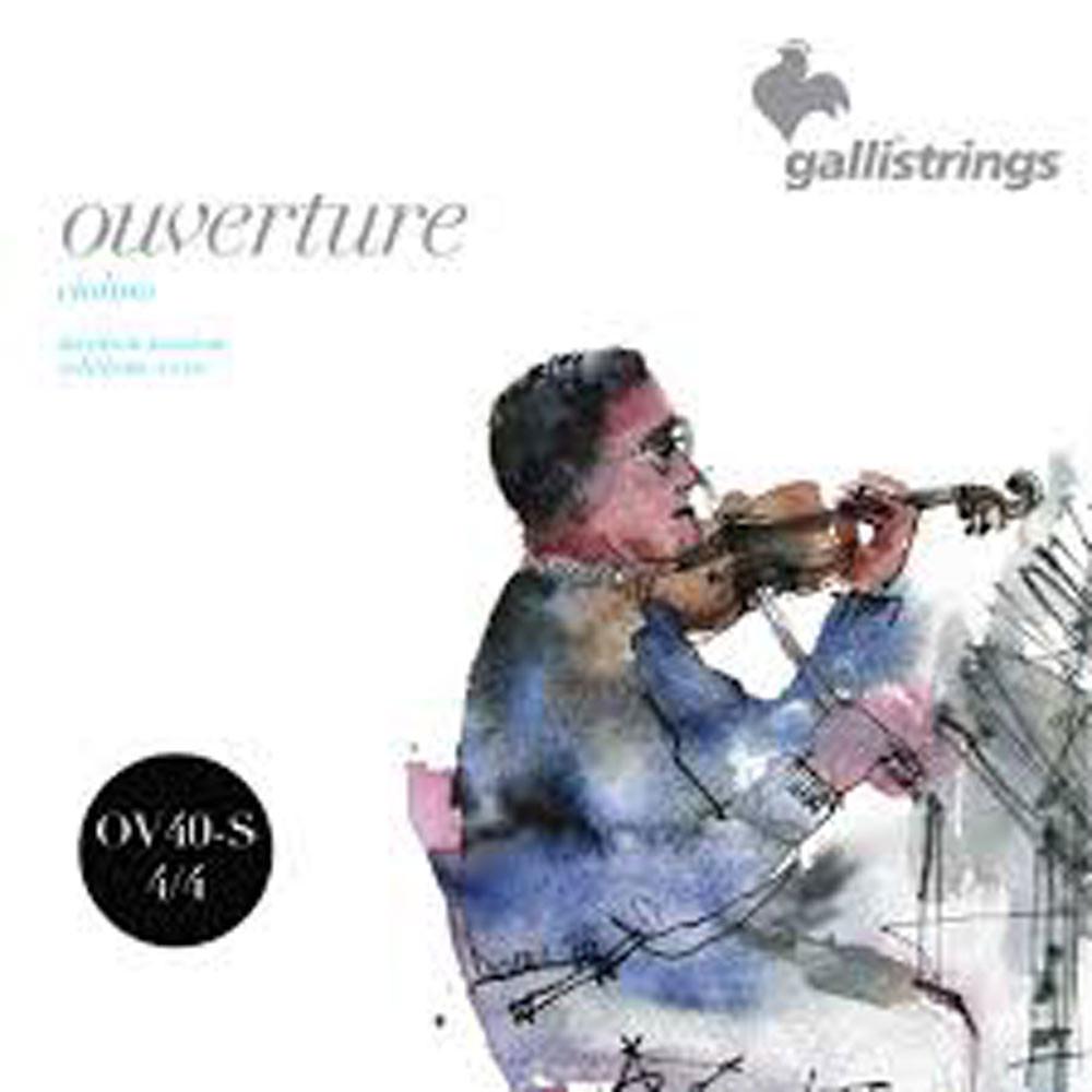 Galli OV40 A Violin Overture A String