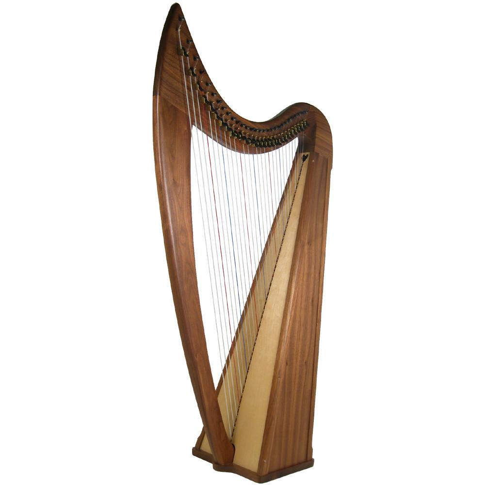 Stoney End Lorraine 29 string Harp