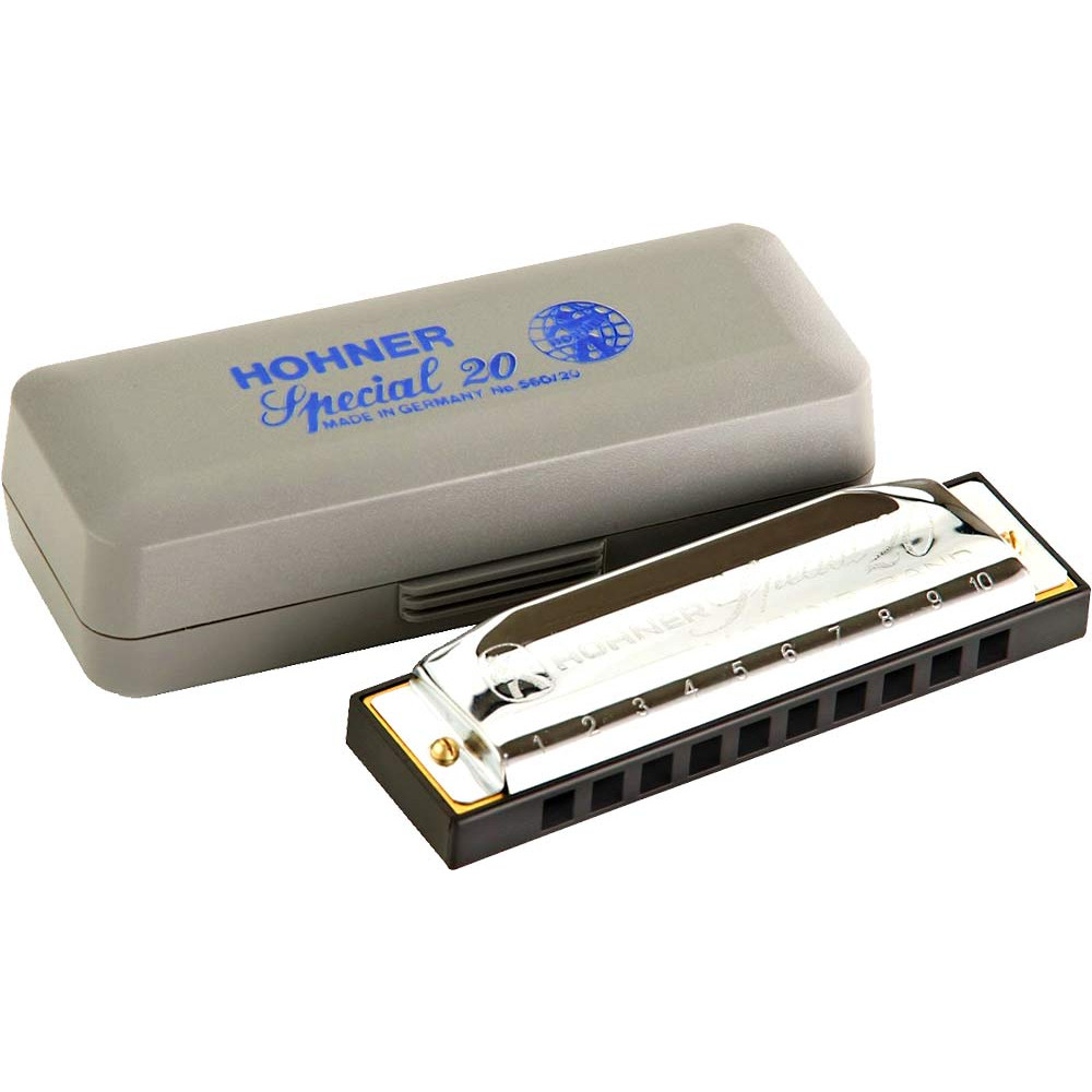 Hohner Special 20 Harp in C