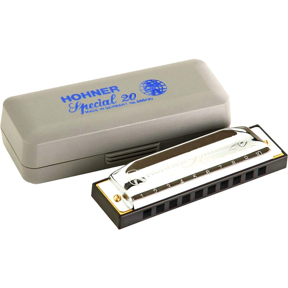 Hohner Special 20 Harp in E