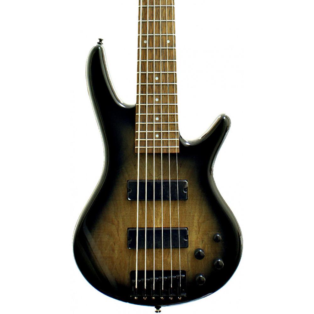 Ibanez GSR206B-WNF Electric Bass Guita 6st Walnut