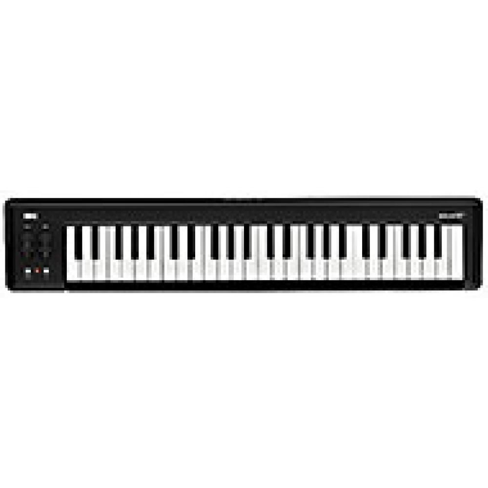 Korg Tuners and Keyboards MICROKEY2-49 49 Mini Key MIDI/USB Controlle