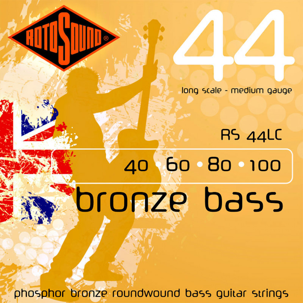 Rotosound RS44 Acoustic Bass Strings