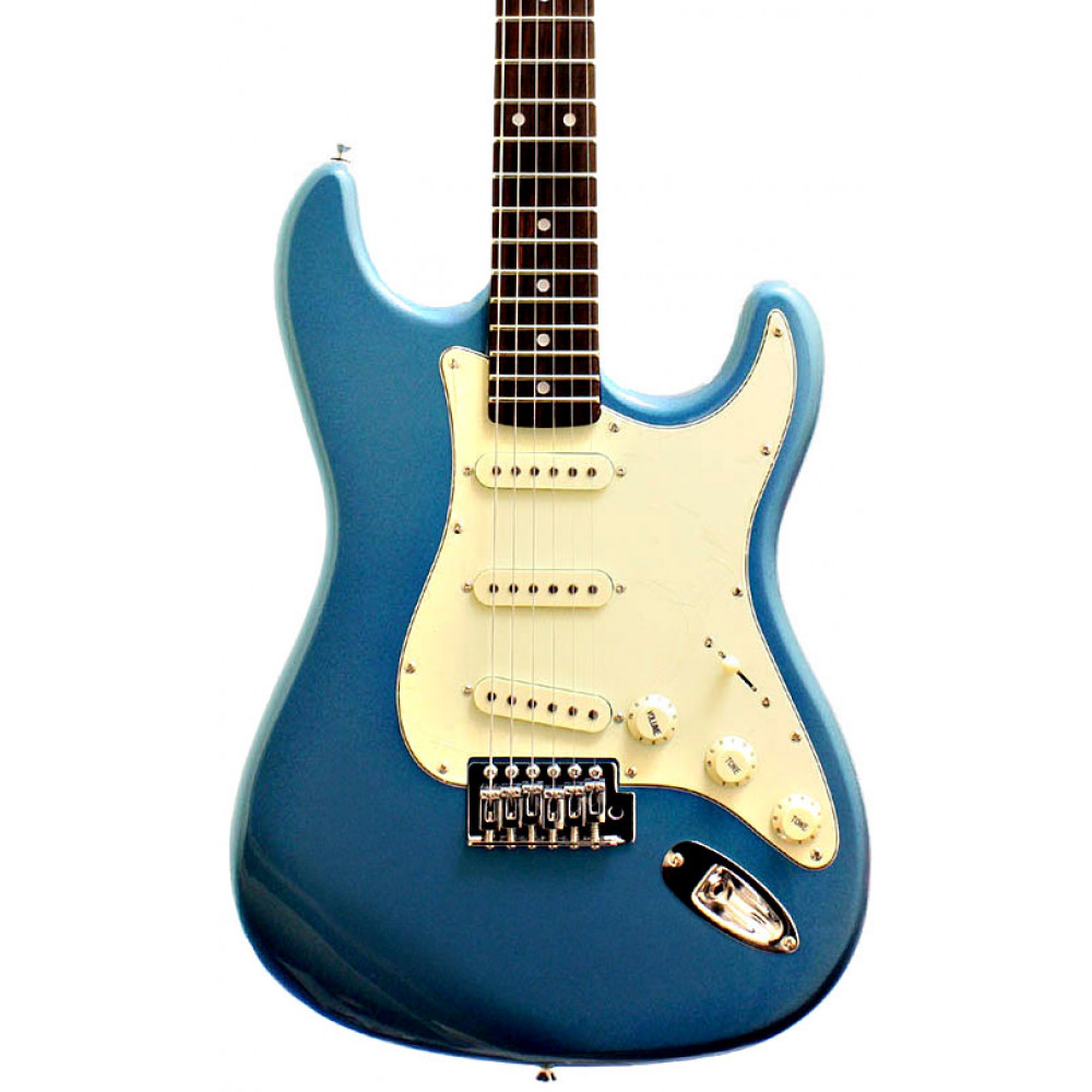 Sx Electric Guitars 8665 Electric Guitar, Single Cutaway