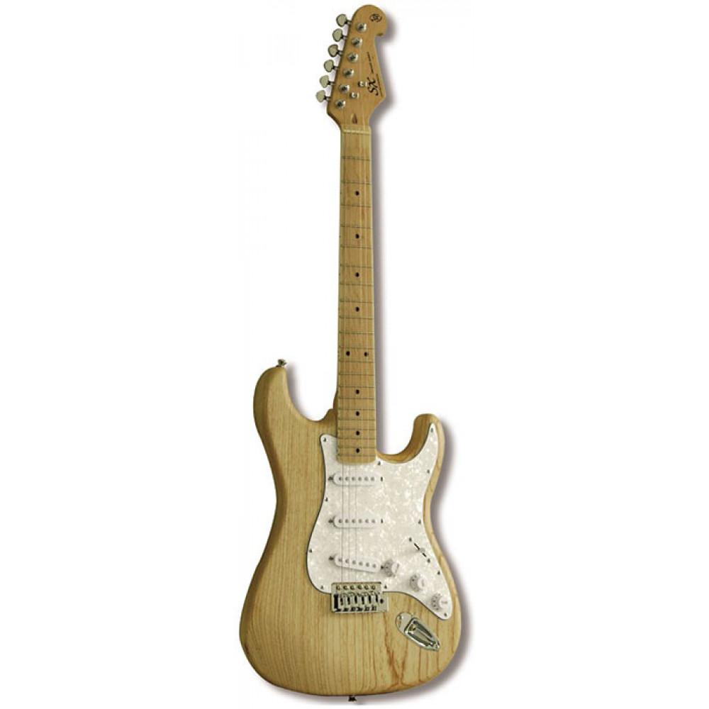 SX 8666 Electric Guitar SC, Swamp Ash