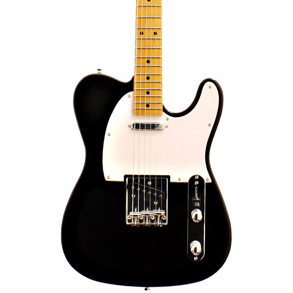 Sx Electric Guitars 8675 Electric Guitar TC Style.Black