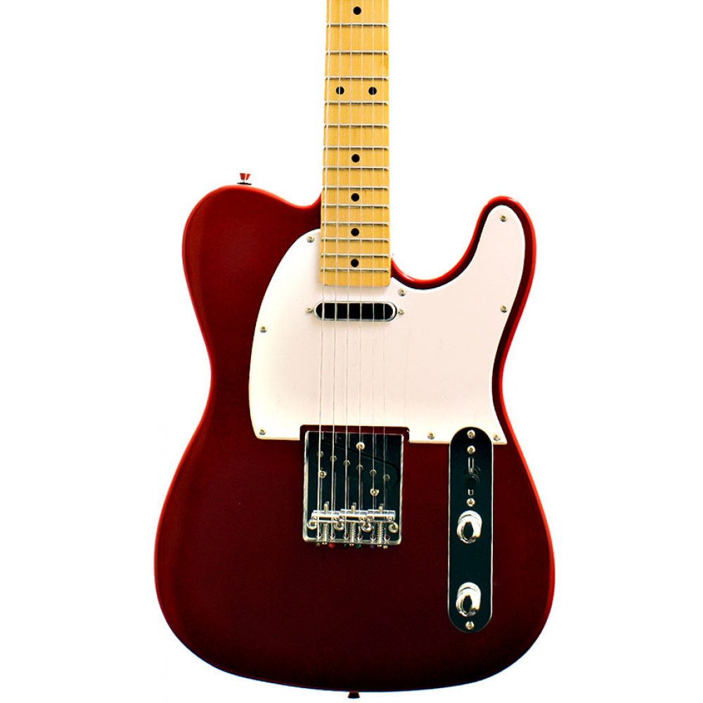 SX 8675 Electric Guitar TC Style. Red