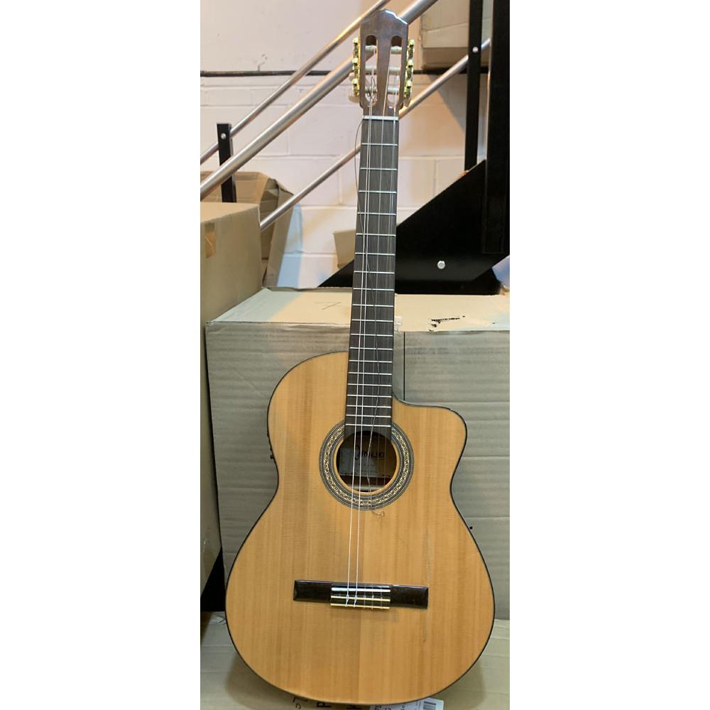 Carvalho 5C CW Classical Guitar - Damaged