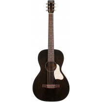 A&L Roadhouse Parlour Guitar, Faded Black