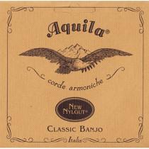 Aquila 2B 5 Str Nylgut Banjo Set. Lights