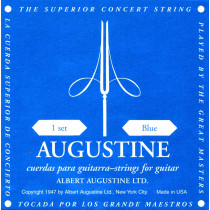 Augustine Blue Label Guitar String Set