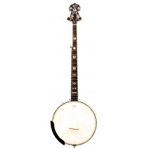 Barnes and Mullins BJ350G Albert Open Back 5str Banjo