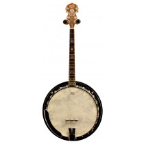 Barnes and Mullins BJ504BWGT Empress Tenor Banjo