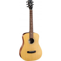Cort AD Mini Acoustic Guitar, Mini Dread