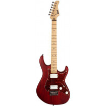 Cort G100 Electric Guitar, Black Cherry
