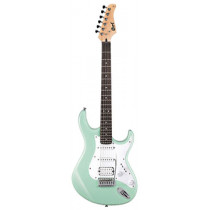 Cort G110-CGN Electric Guitar, Green