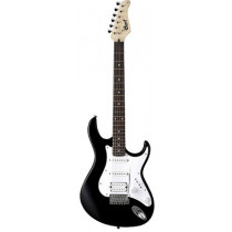 Cort G110-BK G110 Electric Guitar, Black