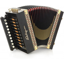 Castagnari Max Single Row Melodeon In C