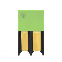 Daddario DRGRD4ACGR Reed Guard, Small, Green