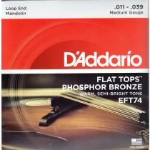 D'Addario EFT74 Mandolin Strings