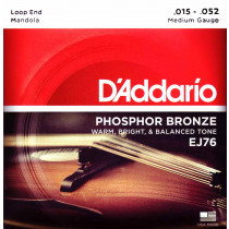 Daddario J76 Tenor Mandola Strings