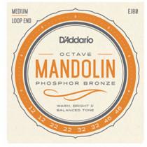 Daddario J80 Octave Mandolin Strings