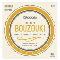 Daddario EJ81 Irish Bouzouki Strings