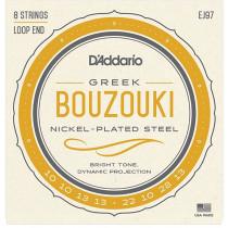 Daddario EJ97 Greek Bouzouki Strings