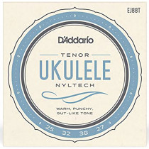 Daddario EJ88 Tenor Ukulele Strings