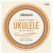 Daddario EJ88B Baritone Ukulele Strings
