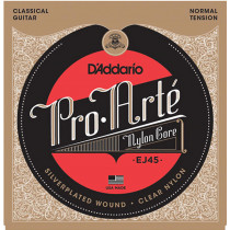 Daddario EJ45 Classical Guitar Strings