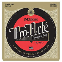 Daddario EJ45C Classical Guitar Strings