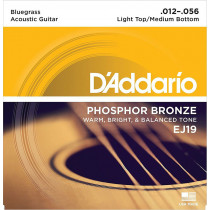 Daddario EJ19 Acoustic Guitar Strings