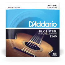 Daddario EJ40 Acoustic Guitar Strings