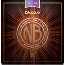 Daddario NB1152 Nickel Bronze Guitar Strings