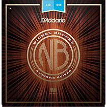 Daddario NB1253 Nickel Bronze Guitar Strings