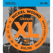 Daddario EXL110 Electric Guitar Strings