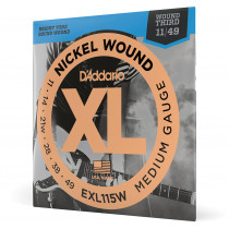 Daddario EXL115W Nickel Wound Electric Strings