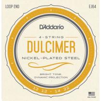 Daddario EJ64 Appalachian Dulcimer Strings