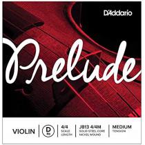 D'Addario Prelude Violin Single D String