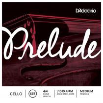 D'Addario Prelude Cello String Set. 4/4