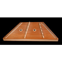 Dusty D45 16/15 Hammered Dulcimer Pack