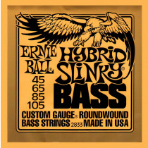 Ernie Ball P02833 Super Hybrid Bass Strings