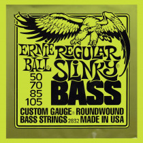 Ernie Ball P02832 Regular Slinky Bass Strings