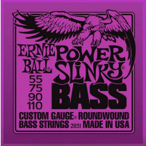 Ernie Ball P02831 Power Slinky Bass Strings