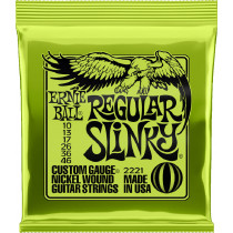Ernie Ball P02221 Regular Slinky Guitar Strings