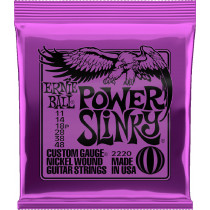 Ernie Ball P02220 Power Slinky Guitar Strings