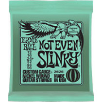 Ernie Ball P02626 Not Even Slinky Guitar Strings