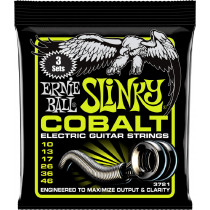 Ernie Ball Cobalt Regular Slinky Electric Set